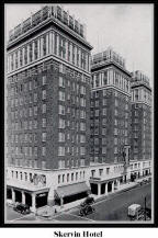 skirvin hotel 1930s ghost hilton okc haunted effie