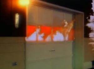 tallman garage ghost fire wisconsin haunting larrabee street garage