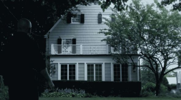 my amityville horror front