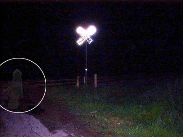 RailroadGhost texas san antonio best ghost pics news from the spirit world