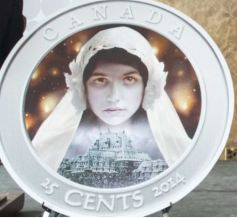 ghost bride coin