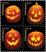 halloween-postage-US-2016-Pumpkin-stamps