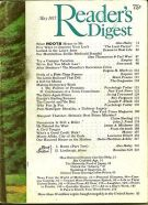 Cover of Reader's Digest May 1977