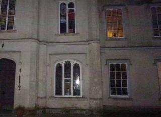 wales-pen-l-lan-hall-ghost-boy-face-window-in