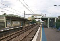 Macquarie Fields railway station australia ghost girl