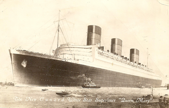Haunting Tales The Rms Queen Mary News From The Spirit World